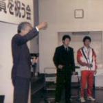 OB 高校53回生 平成13年卒(2001年)北島康介 2000.10.27 - 05