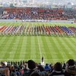 本郷高校ラグビー部 第90回全国高等学校ラグビーフットボール大会 開会式7